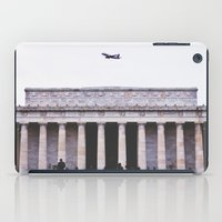 lincoln iPad Cases featuring Lincoln by Sean Horton