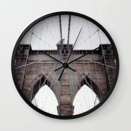 BKLYN Wall Clock