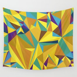 COLOUR MAZE 2 Wall Tapestry