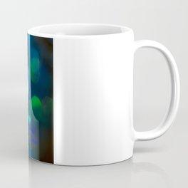 Bokeh in Blue Coffee Mug