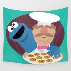 Cookie temptation Wall Tapestry