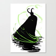 God of Mischief Canvas Print