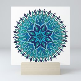 Mandala of Intuition Mini Art Print
