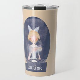 Alice ~ Tea Time Travel Mug