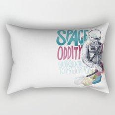 SPACE ODDITY Rectangular Pillow
