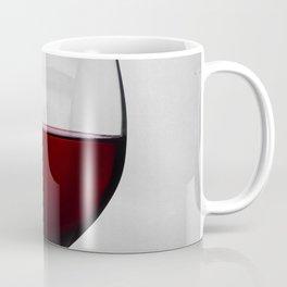 Red wine and naked woman Coffee Mug