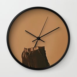 Les Beiges Vol. 2 Wall Clock