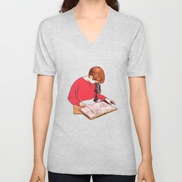 Science! Unisex V-Neck