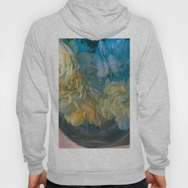 Vintage Still Life Bouquet Painting Hoody