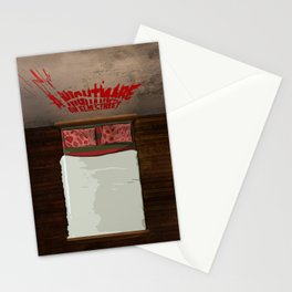 A Nightmare on ElmStreet Stationery Cards