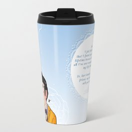 AYNIL - Comic Travel Mug