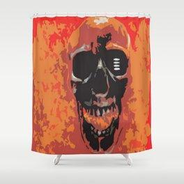 Apoch-666 Shower Curtain
