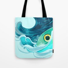 Forerunner Tote Bag