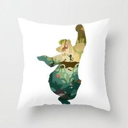 """""""Bear"""" Necessities Throw Pillow"""