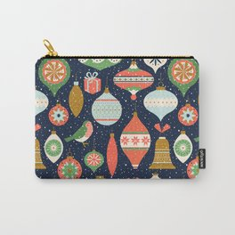Merry Christmas Decor Carry-All Pouch