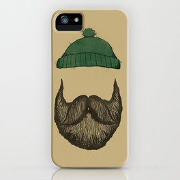 The Logger iPhone Case