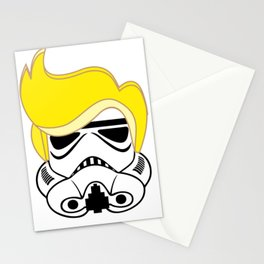 Trumptroopers Stationery Cards