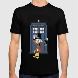 Duck Who T-shirt