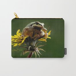 Dandelion King Carry-All Pouch