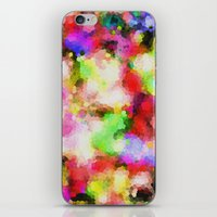 blush iPhone & iPod Skins featuring Blush by Glanoramay