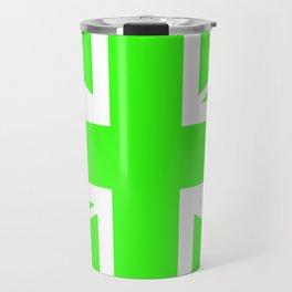 United Kingdom: Union Jack Flag Travel Mug