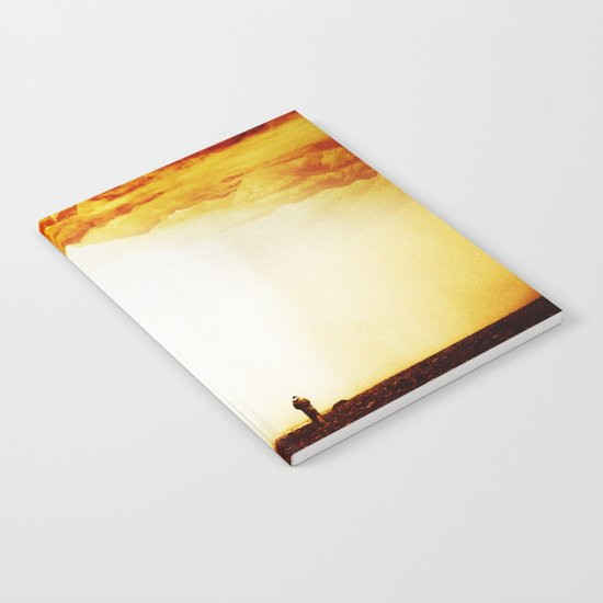 Gold Greed Notebook