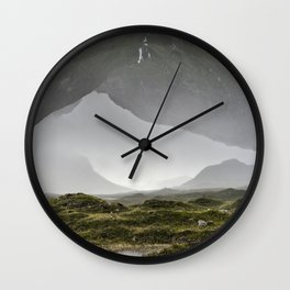 Scotland #2 Wall Clock