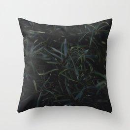 Sea buckthorn Throw Pillow