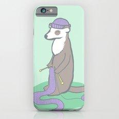 Knitting Ferret Slim Case iPhone 6s