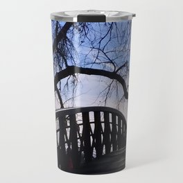 Bridge To Elsewhere Travel Mug