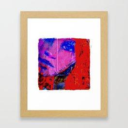 Believe it... Framed Art Print