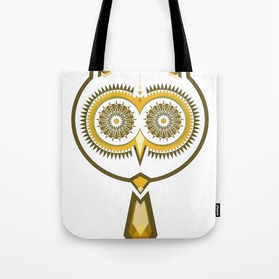 Mr. Owl Tote Bag