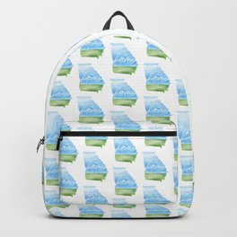 Georgia Home State Backpack