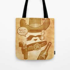 Spirit of the West Tote Bag