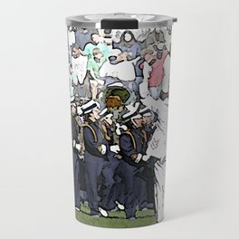 And now taking the field... Travel Mug