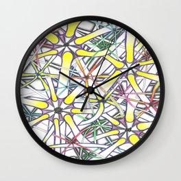 Higgs Boson Wall Clock
