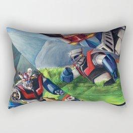 Mazinger Z Rectangular Pillow