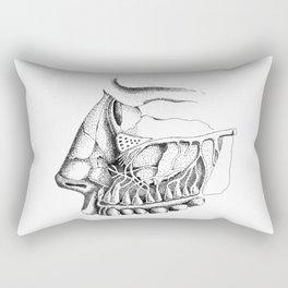 Inside your head Rectangular Pillow