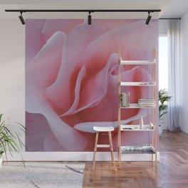 Rose Petal Pink Wall Mural