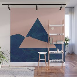 Triangle - Opposite Wall Mural