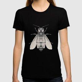 Bee pencil drawing T-shirt