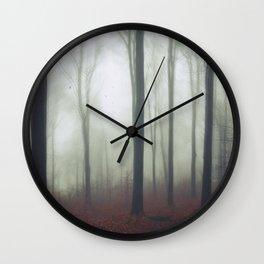 undisturbed Wall Clock