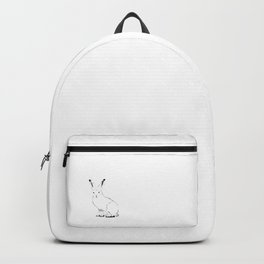 Snow Rabbit Backpack