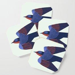 Barn Swallow Coaster