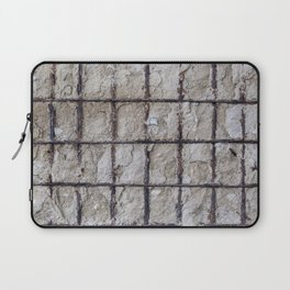Iron in the wall Laptop Sleeve