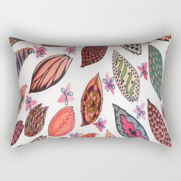 Seeds Plenty Rectangular Pillow