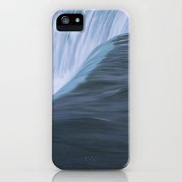 Niagara Falls Ontario Vertical Closeup iPhone Case