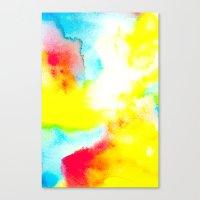 rio Canvas Prints featuring Rio by elena + stephann