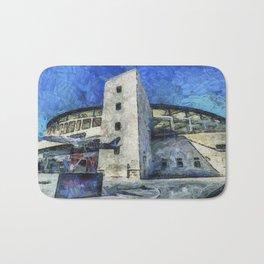 Besiktas Stadium Art Bath Mat
