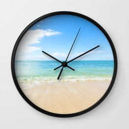 Site Seeing Wall Clock